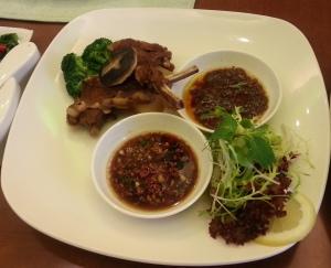 Chinese Mutton Soup
